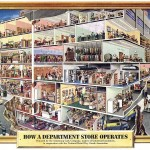 Department Store Cutaway