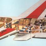 PanAm Yankee Clipper Cutaway