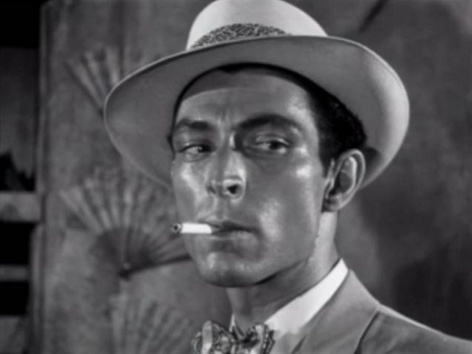 Lee Van Cleef, Kansas City Confidential