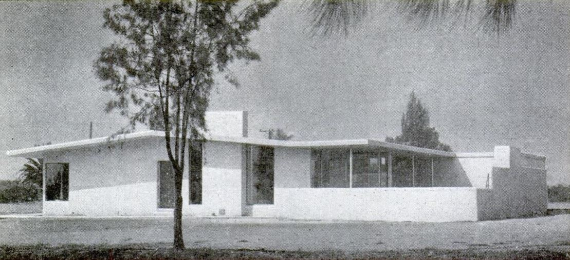 Hugheston Meadows House, Whittier, CA - 1948