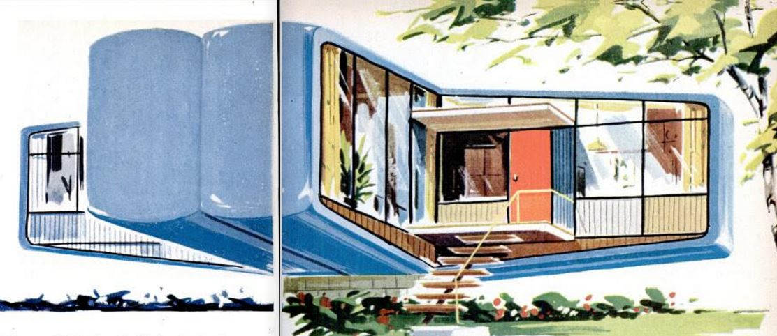 Monsanto House of the Future 1956