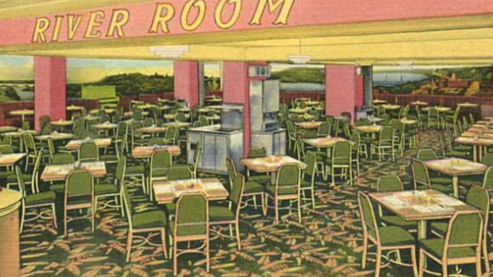 River Room, Schuneman's Department Store, St. Paul, MN