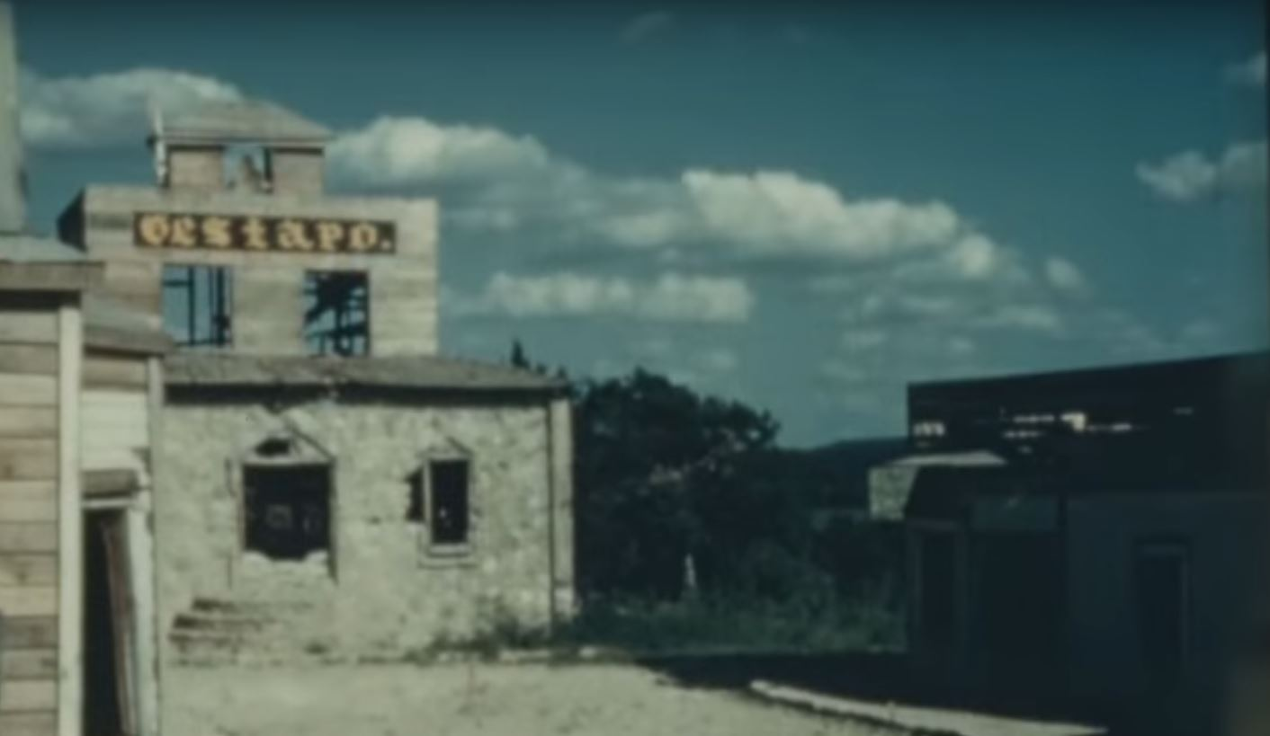 Fake Gestapo Headquarters, Ft. Hood, TX