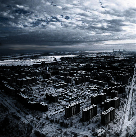 Pripyat, Abandoned City of Chernobyl
