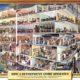 Fantastic Department Store Cutaway, 1950s