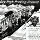 Wright Cyclone Engine World War 2 Aircraft Cutaway, 1945