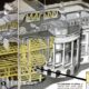 White House Cutaway Drawing, 1950