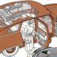 Camper Built Inside a Car, 1952