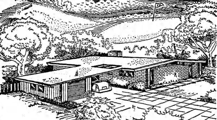 """Forever"" Mid-Century Homes of Steel and Concrete: Invisible, Forgotten Whittier Hugheston Meadows"