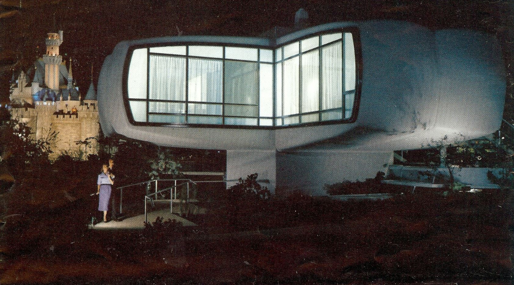 Monsanto House Of The Future When Plastics Ruled Our Future