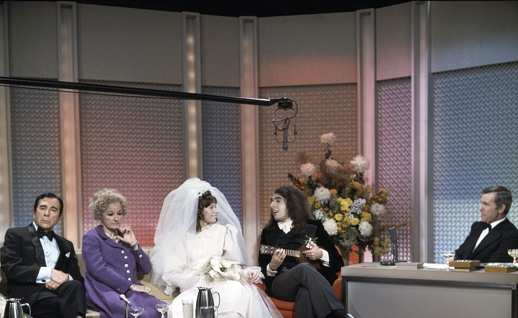 Surreal Life Evolution Of The Tv Talk Show Set 1964 To
