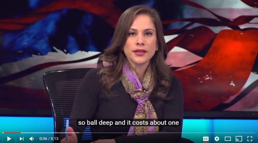 "Did Young Turks' Ana Kasparian Really Say ""Balls Deep""?"