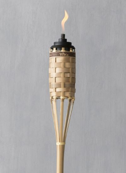 Barbados Tiki Brand 4-Pack Torch