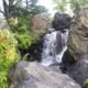 Water Feature Designed Like a Dark Ride:  Boulder Falls Inn, Lebanon Oregon