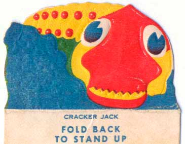 Cracker Jack Prize 1940s