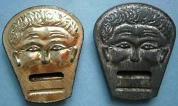 Cracker Jack Tin Whistles 1930s