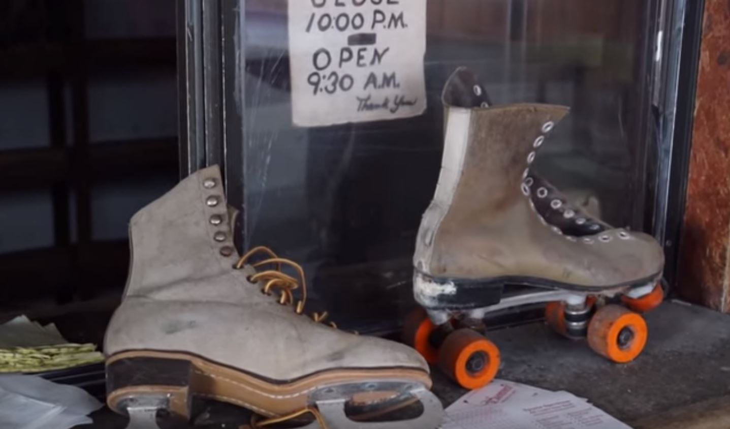 Dan Bell Poconos Skates