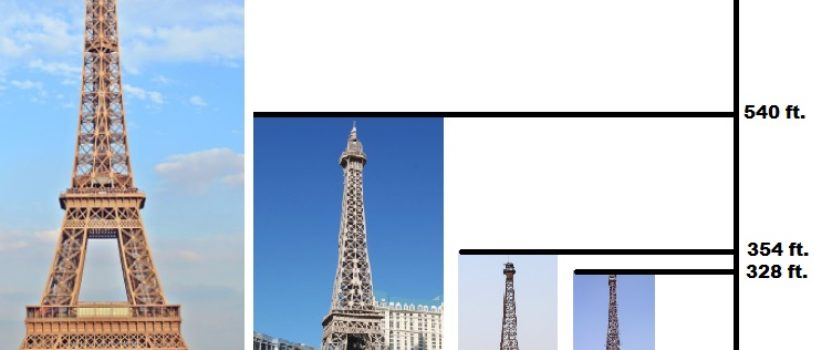 3 Best Eiffel Tower Replicas in the World