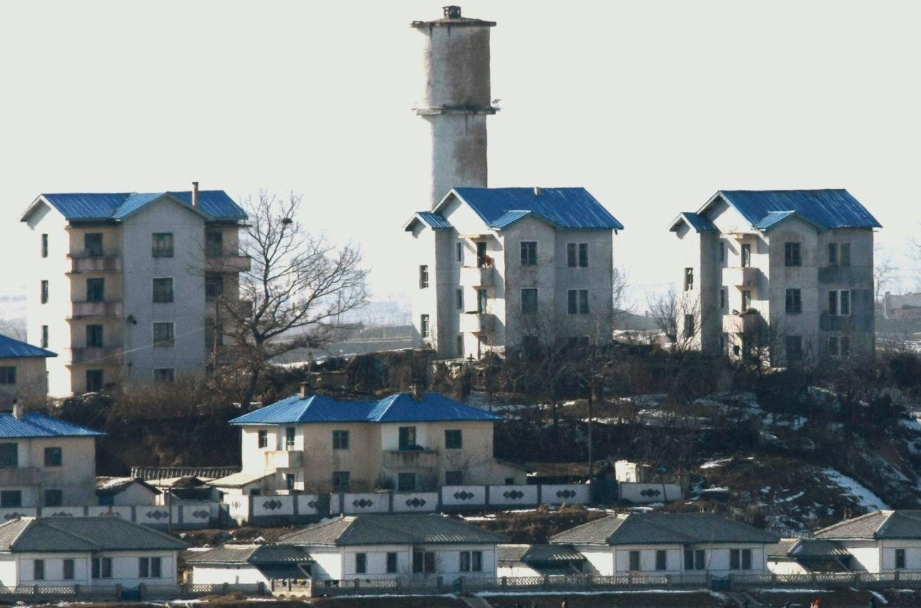 North Korea Peace Village