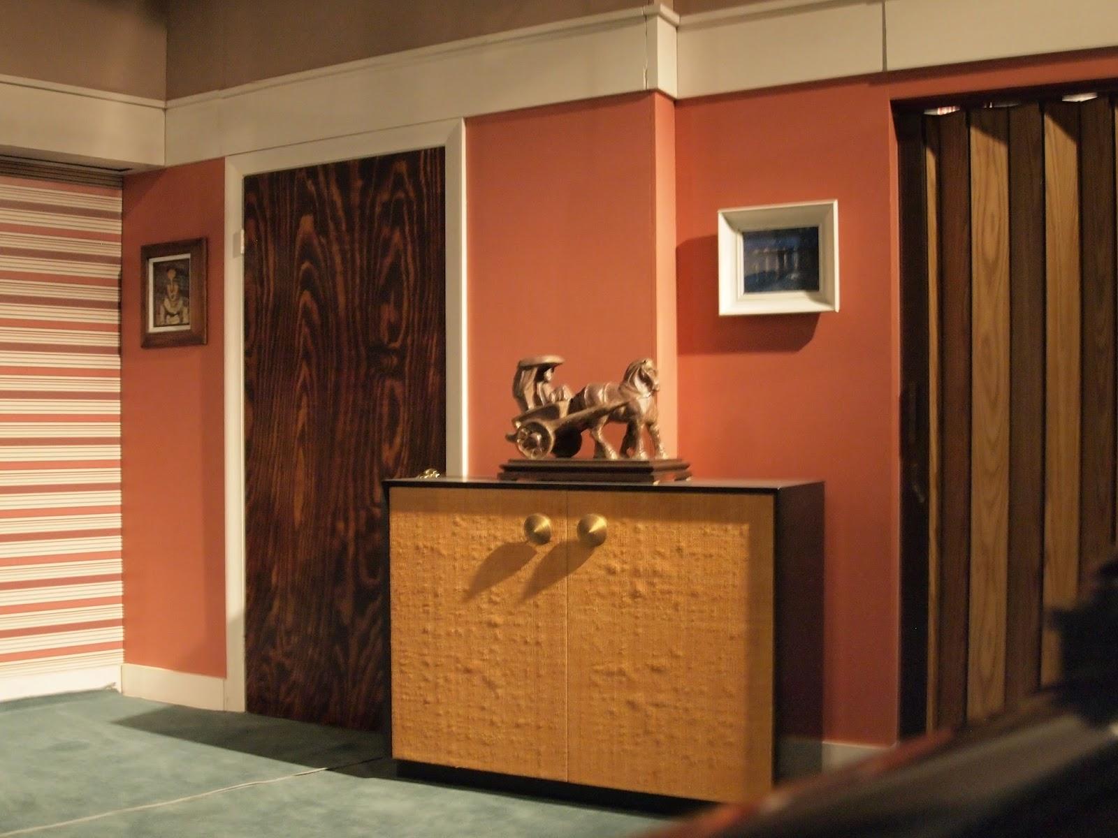 Beverly Palms Hotel Replica Door Area