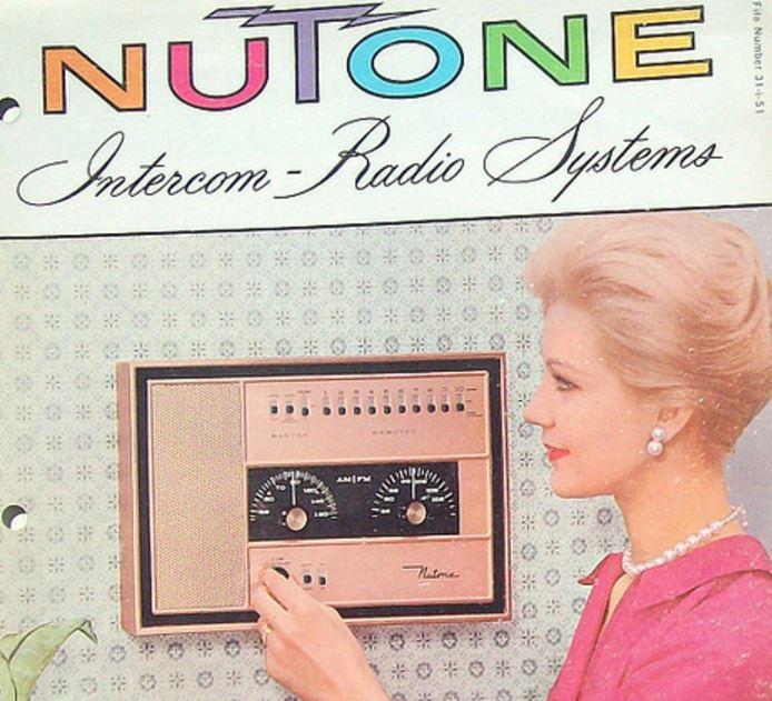 NuTone 1962