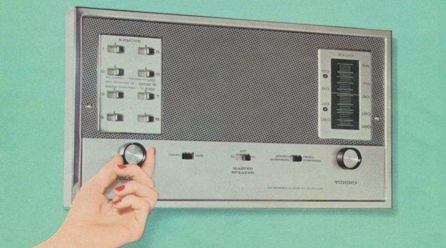 Golden Age of the Intercom