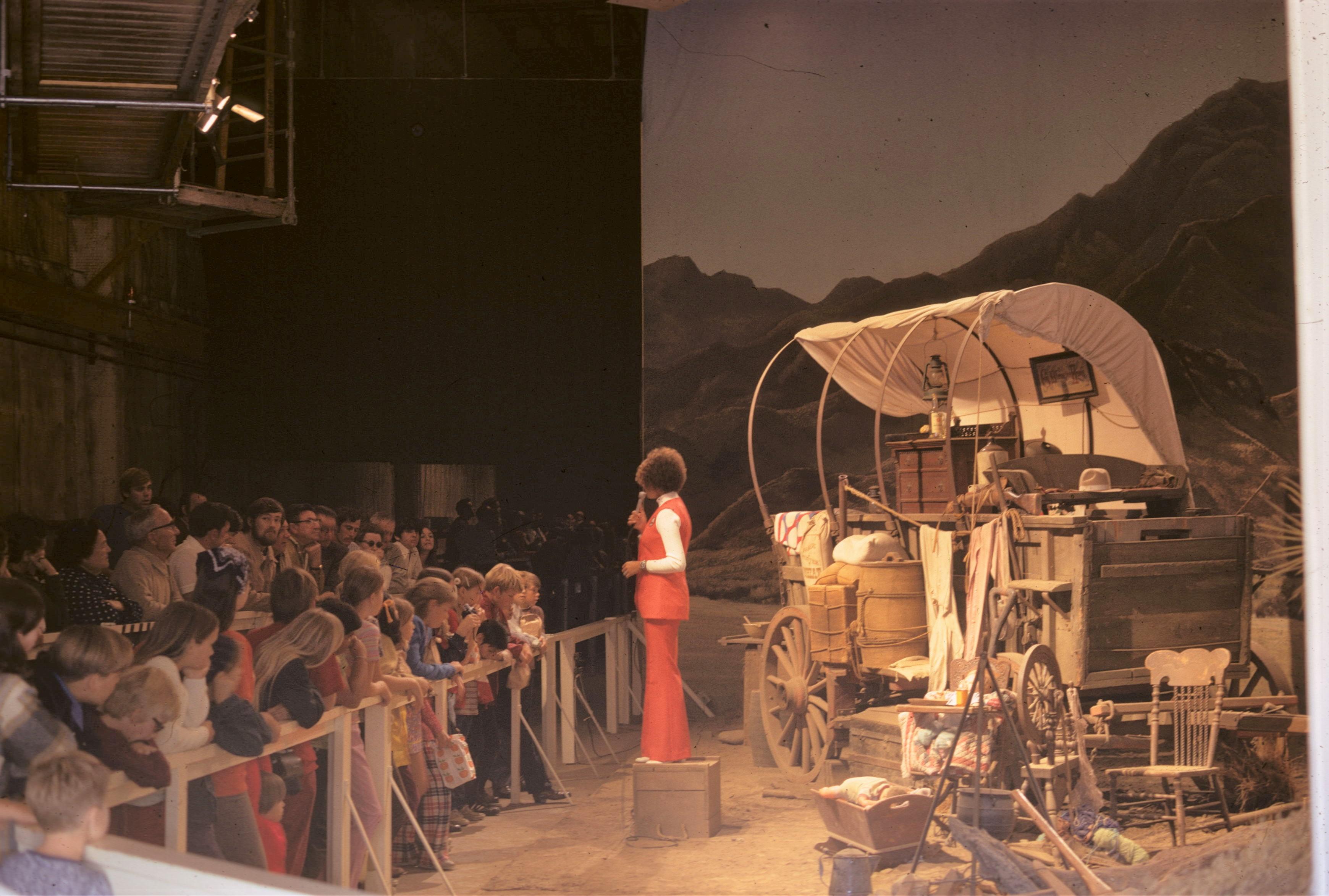 Universal Studios 1972 - Western Set